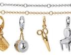 Brazalete personalizable Charms de Dior