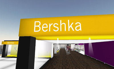 Bershka en Second Life