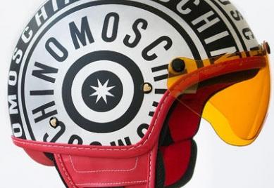 Nuevos cascos Moschino