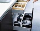 Soluciones de almacenamiento en la cocina