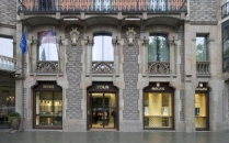 Tous y Rolex unidas en Barcelona