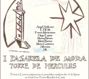Pasarela de Francis Montesinos en Galicia