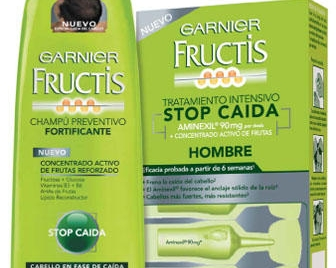 Garnier Fructis Stop Cada