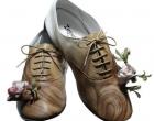 Zapato Zizi de Moschino