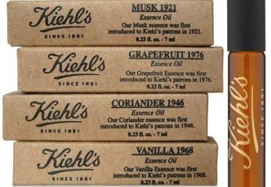 Aceites esenciales de Kiehl's