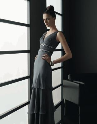 vestidos cortos de fiesta. VESTIDOS 2010 AIRE BARCELONA