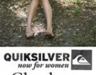 Embajadora Quiksilver