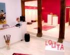 Inauguración de la tienda de Lolita Flores
