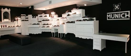 Munich inaugura tienda en Valencia