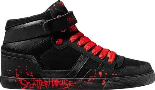 Zapatillas de Splatterhouse