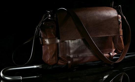 Carteras y bolsos de Dirk Bikkembergs