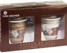 Productos navideños de Yves Rocher