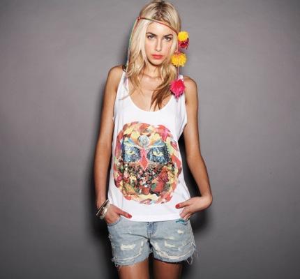 Moda étnica y rockera de Insight