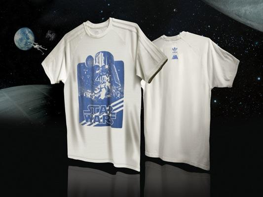 Star Wars y Adidas Originals