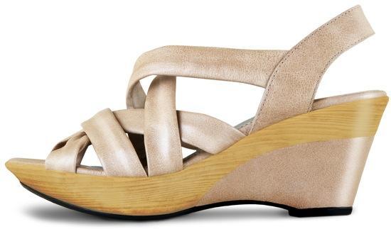 Sandalías para el verano 2010 de Wonders