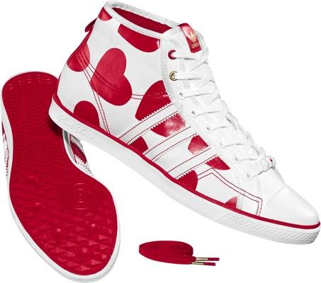 San Valentín y Adidas Originals