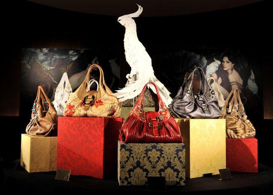 Bulgari - Chandra City Bag Collection