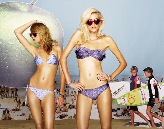 Bañadores de Insight para disfrutar de la playa