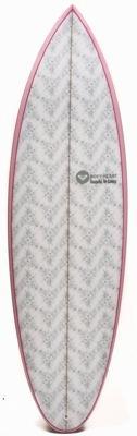Tablas de surf pintadas a mano de Roxy Heart