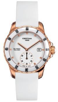 Certina propone un reloj muy femenino para el día de la madre