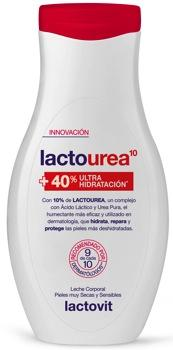 Nueva gama hidratante de Lactovit