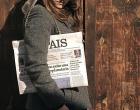 Bolsos periódico de Mitemite
