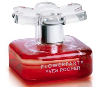 Flowerparty de Yves Rocher