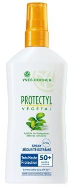 Spray solar protector de Yves Rocher