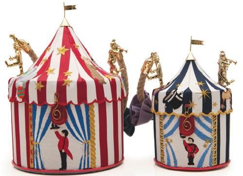 Bolso Circo de Inés Figaredo