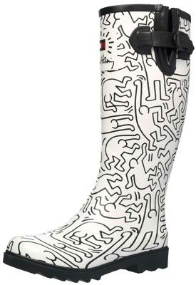 Tommy Hilfiger y la fundación Keith Haring