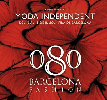 080 Barcelona Fashion primavera - verano 2011