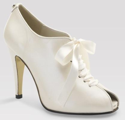 Calzado para novias de Cuplé
