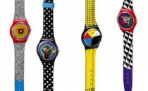 Swatch artists