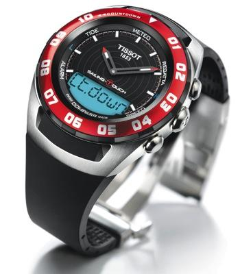 Tissot Sailling Touch