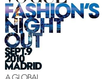 Fashion's Night out Madrid