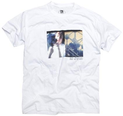 Camisetas retro de Quiksilver