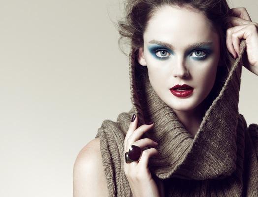 Maquillaje en Blanco