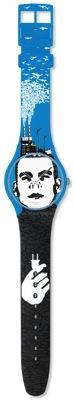 Electricity man de Swatch
