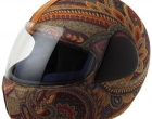 Helmet Dress, fundas estampadas