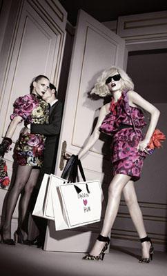 Lanvin para H&M