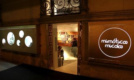 Mimótica Micola en Barcelona