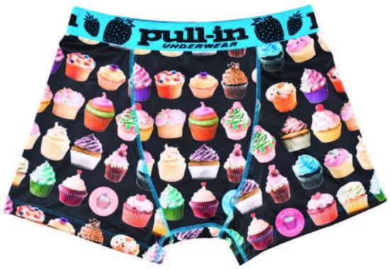 Cupcakes de Pull-In