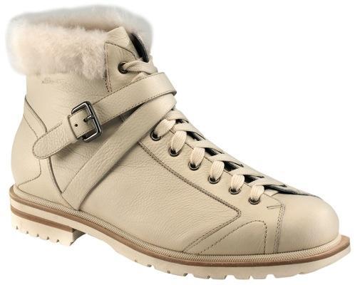 Calzado invernal de Santoni