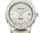 Elegante reloj femenino de Hamilton