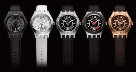 Irony Big Collection de Swatch