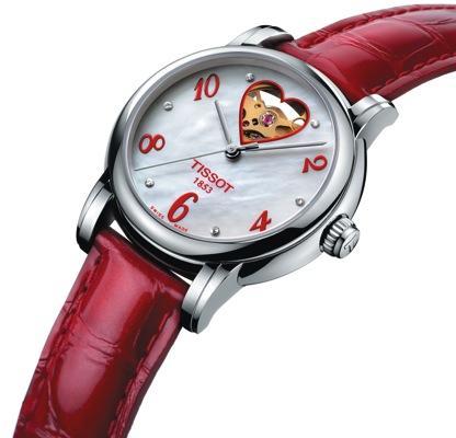 Relojes para enamorados de Tissot
