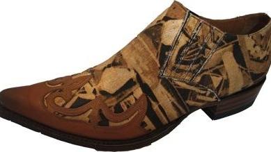 Diseños étnicos de Sendra Boots
