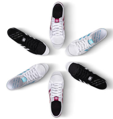 Adidas Originals en lona