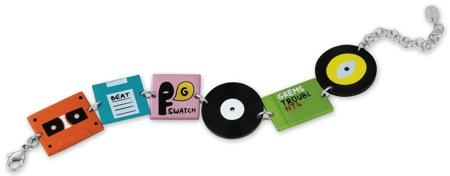 Good old music de Swatch