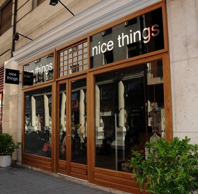Nice things en Valladolid y Vigo